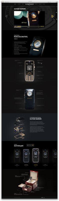 ULYSSE NARDIN by Basov Design, Yegor Shustik & Synergize