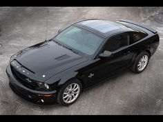 Mustang Shelby GT500 KR