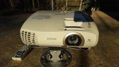 Epson PowerLite Home Cinema 2030 Tri-LCD Projector 1080P 3D MHL W/ Mount