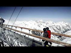 Österreich / Austria: Ötztal - Winter powered by Reisefernsehen.com Travel Report, Travel Magazines, Travel Videos, Sauna, Holiday Destinations, Water Sports, Austria, Tourism, Africa