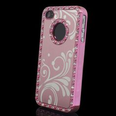 We think a fun phone case is a way to express the wilder side of your personality in environments that you can't do it via clothing, etc. P.S. eBay and Five Below are our two favorite two spots to snag unique, inexpensive cases. Change them like purses if you want to get really obsessive (no judgement) :-)