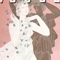 El Arte en las tapas de Vogue | MUNDO FLANEUR