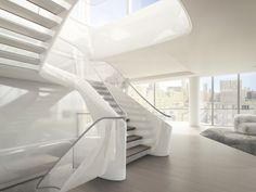 Zaha Hadid Is Building a Sculpture You Can Live In