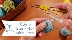 Cómo hacer un aumento sobre jersey revés 👌 Tips para Tejer bien fácil - YouTube Baby Cardigan, Crochet Earrings, Stitch, Eyeliner, Knitting, Mtv, Blog, Youtube, Sweaters