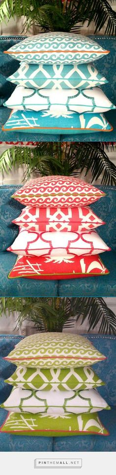 Our Palm Beach Collection Color Stacks in  Caribbean / Hibiscus / Palm in a variety of Patterns!