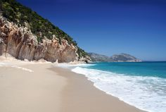 Cala Luna | Spiaggia Mare, Sardinia east coast. Beautiful!