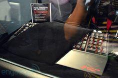 ASUS ROG Armor Keyboard for gamers tease