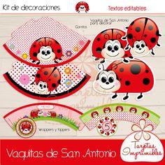 Colección Vaquitas de San Antonio