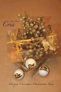 Christmas Decoration items Christmas Decoration Items, Christmas Items, Christmas Bulbs, Holiday Decor, Crea Design, Handmade Design, Happy Holidays, Interior Architecture, Concept