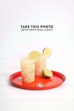 Learn how to take the best photos with both natural and artificial light. Learn what to buy and how to set things up at home.