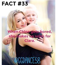 Awe Chloe and Clara are so cute! QOTD: Chloe and Clara or Mackenzie and Maddie? AOTD: I don't know