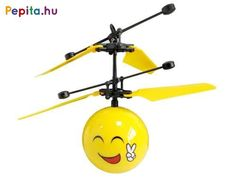 Rrrrrr.. leszállás engedélyezését kérem! Élethű helikopter, amellyel gyerkőcöd egyedül, vagy barátaival együtt izgalmas, szórakoztató pillanatokat tölthetnek el és kreativitásuknak határokat nem szabva találhatnak ki különböző játékokat. Más játék eszközökkel kiegészítve még nagyobb és izgalmasabb játék jöhet létre!    Jellemzői:  - A helikopter labda 3,7 V-os 75 MaH Li-Poly akkumulátorral van felszerelve  - 15 perc töltéssel kb. 8 perces repülési időt lehet elérni  - A készlet az USB… Wind Turbine