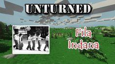 Unturned - [ Vocês Estão Prontos? Estamos Capitão ] Feat. Alegamer
