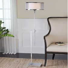 Duarte Floor Lamp by Uttermost, $284 at All Modern