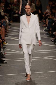 Défilé Givenchy Printemps-été 2013