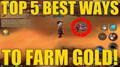 Taichi Panda 2 | TOP 5 | How to Farm Gold Fast!