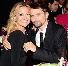 Kate Hudson and Matthew Bellamy are still happily unmarried!