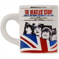 Beatles The Beatles Story - US Coffee Mug