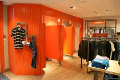 Barbours Dumfries   Men's Young Fashion   Design and Build by JSA