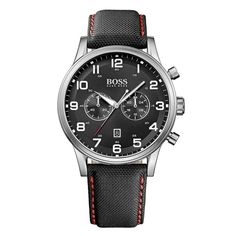 Hugo Boss Men's Chronograph Dial Watch 1512919