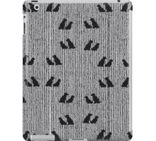 iPad Case/Skin #dogs #redbubble #monochrome #blackandwhite