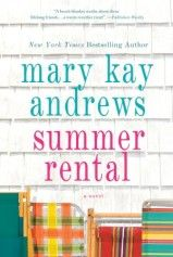 Really enjoying Mary Kay Andrews romantic novels.  They always have some suspenseful twists.