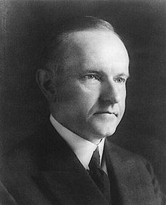 Calvin Coolidge served as the 30th President of the United States from 1923 to 1929.