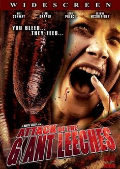 The Giant Leeches Horror Movie - Watch free on Viewster.com  #movie #movies #horror #scary