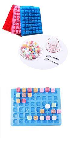 Letter Alphabet Silicone Cake Mould, baking tool you definitely gonna need.