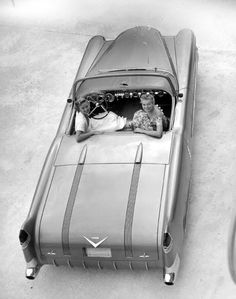 1953 - Cadillac Le Mans - CONCEPT CAR