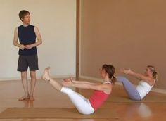 Core Strengthening practice with Jason Crandell.