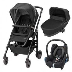 Maxi Cosi Loola 3 Special Offer - Black Raven