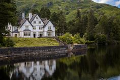 Photo Loch Katrine Hotel by Paul Allen on 500px