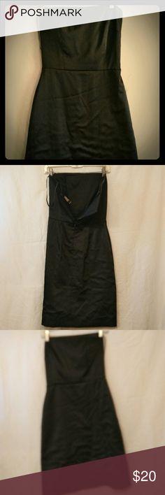 Little black dress Strapless, streches, 100% polyester Speechless Dresses Strapless