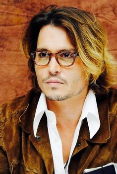 One of our most requested frame looks. #JohnnyDepp #greatglasses