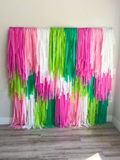Streamer Backdrop, Backdrop Stand, Streamers, Streamer Decorations, Balloon Garland, Balloons, Serpentina, Flower Mound, Disco Party