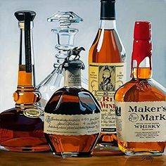 Scotch Whiskey, Bourbon Whiskey, Corn Grain, Distilled Beverage, Good Spirits, Barrels, American Made, Farmers Market, Whiskey Bottle