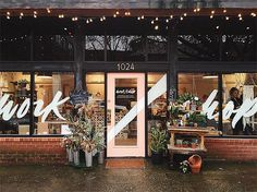 34 Beautiful Storefronts + Best of the Web | Design*Sponge