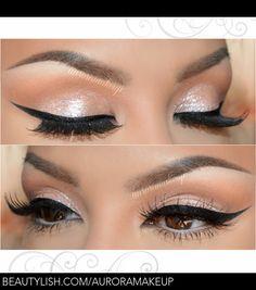 video tutorial in INTAGRAM & FACEBOOK | AuroraMakeup A.'s (AuroraMakeup) Photo | Beautylish