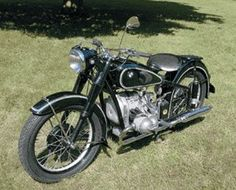 MOTORCYCLE BMW 1945