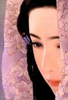 Pinfan & Chen Shu-Fen #Beautiful #Asian #Art #Taiwan #Japan #China