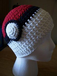 Pokeball Hat.