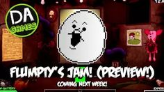 ONE NIGHT AT FLUMPTY's (Flumpty's Jam!) SONG PREVIEW - DAGames - YouTube