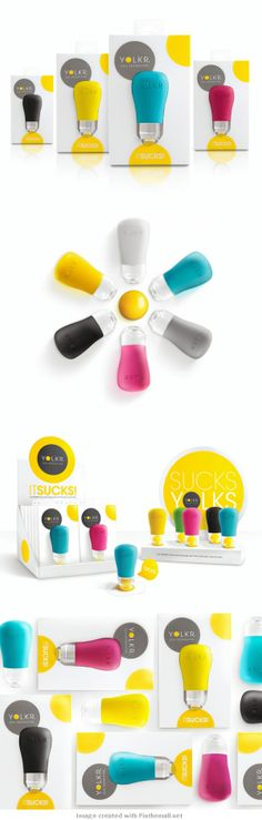 beautiful little device that makes separating egg yolks from whites, quick easy and clean-it all made sense!