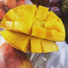 Mango! #geel