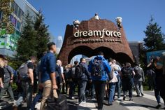 Salesforce singles out gaps in Microsoft and Oracles services as its road map for growth #newsbeatlive