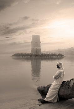 Al Maqta Fort, Abu Dhabi, via Flickr.