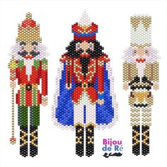 Posts tagged as Loom Bracelet Patterns, Peyote Patterns, Beading Patterns, Beaded Christmas Ornaments, Christmas Crafts, Beaded Hat Bands, Cross Stitch Floss, Seed Bead Crafts, Plastic Canvas Christmas