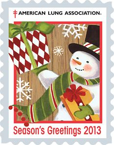 Order your 2013 Christmas Seals today!