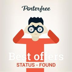 What is next? Look today for the best offer in #Porterfree